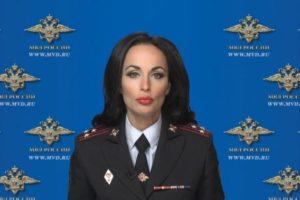 Ирина Волк стала генерал-майором полиции в возрасте 42 лет