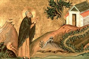 Преподобный Исидор Пелусиот. Православный календарь на 17 февраля