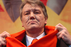 «Президент-биокамикадзе»: Почему на шею Ющенко не прицепили колокольчик прокажённого?