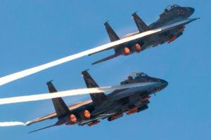 Видно, что не должно быть видно: Русские «сожгли» два американских самолёта-невидимки