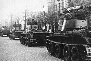 Как власти Польши бросили свою страну в 1939 году, спасаясь от фашистов