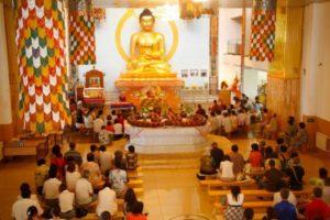 Сагаалган Буддийский Новый год в 2020 году отметят 23 февраля