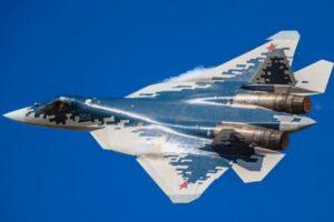 Внутрифюзеляжные ракеты оказались не совместимыми с новыми истребителям Су-57