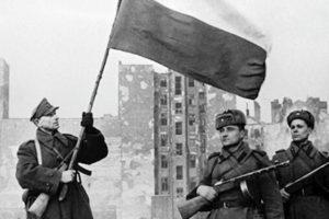 Армия СССР освободила 11 стран Центральной и Юго-Восточной Европы во время Второй мировой войны