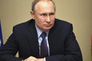 До голосования меньше недели: Путин обсуждает поправки в Конституцию с лидерами Госдумы — онлайн
