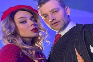 Женатый актер Роман Полянский встречается с замужней певицей Алиной Гросу