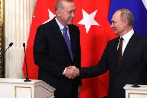 «Качать права» у Эрдогана не получилось. Пришлось подписать русское соглашение по Сирии