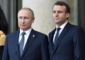 Макрон позвонил Путину перед саммитом G20