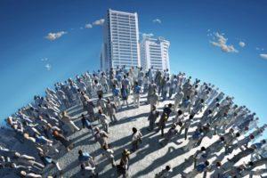 Сколько людей живет на планете сейчас, прирост и плотность населения