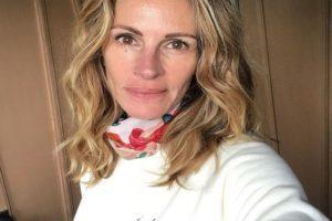 52-летняя Джулия Робертс показала себя без макияжа и фильтров