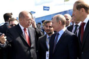 Три неудачи Эрдогана и удар в Сирии: Взять высоту перед встречей с Путиным Турции не удалось