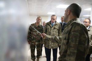 Эрдоган накрылся российскими «Панцирями»