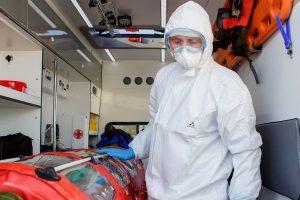 Сколько на сегодняшний день, 8 мая, людей в России больны коронавирусом?