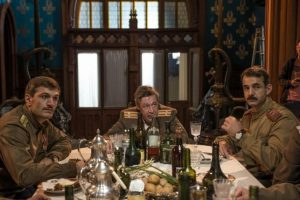 Фильм «На Париж» основан на реальных событиях, краткое содержание военной комедии