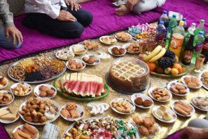 Рецепт блюд, которые готовят на Ураза-Байрам мусульмане