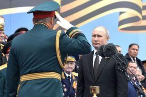 24 июня 2020 состоится Парад в честь 75-летия Победы в Великой Отечественной войне, будет ли выходной в этот день