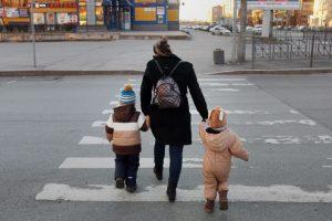 С 1 июня начнутся выплаты на ребенка от 3-16 лет через ПФР